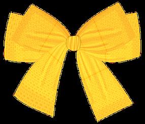 Lazos, Moños, Flores y Botones del Clipart Fiesta de Cumpleaños.