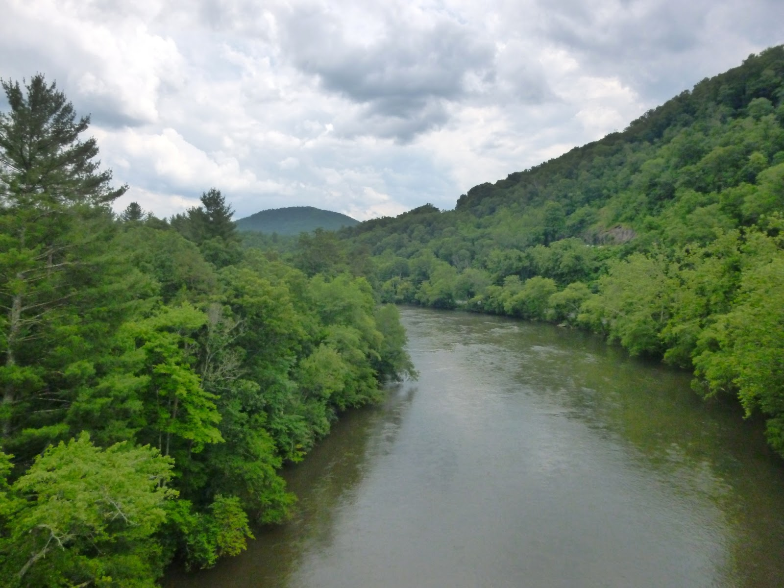 American Travel Journal French Broad River To Craggy Gardens Blue Ridge Parkway