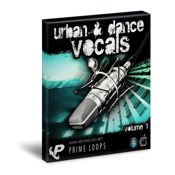 Prime Loops - Urban and Dance Vocals