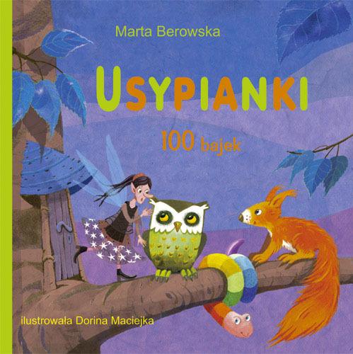 Usypianki. 100 bajek - Marta Berowska