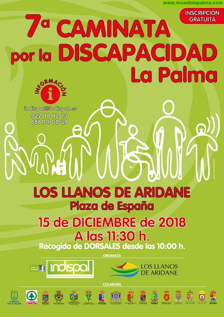 7ª Caminata por la discapacidad de La Palma