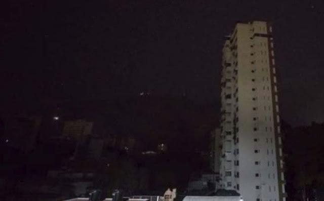 APAGON MOLLEJÚO: Más de 8 horas sin electricidad pasó Maracaibo ayer