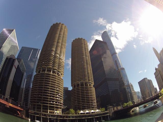 Marina, IBM, edificio Trump, trump tower
