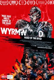 raw movie reviews zombie gory australian
