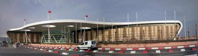 Flughafen Marrakesch-Menara, Marrakesch