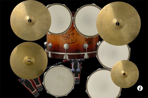 drum kit pro ipa 3 5 apk android applications free download android. Black Bedroom Furniture Sets. Home Design Ideas