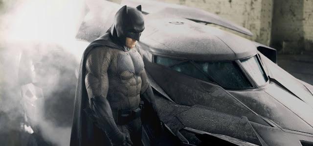 Ben Affleck vai retornar como Batman em 'The Flash' de Andy Muschietti