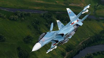 russian Sukhoi Su-30