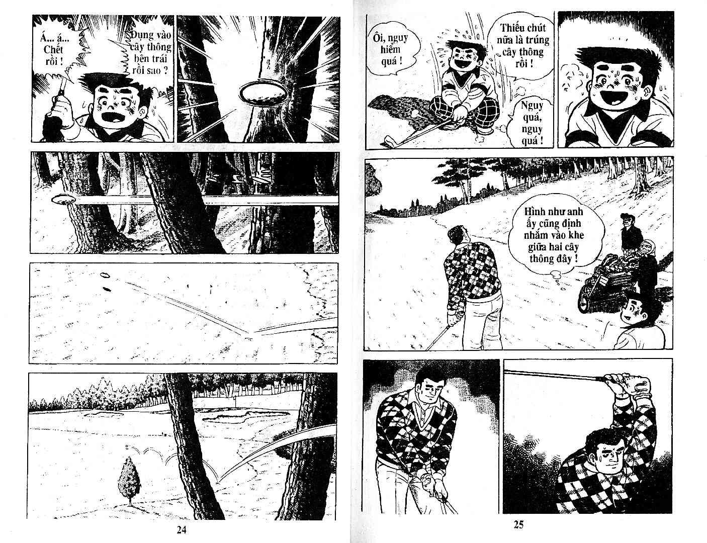 Ashita Tenki ni Naare chapter 26 trang 11