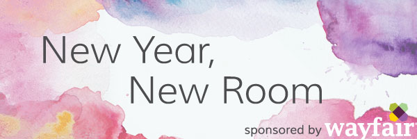 New Year New Room 2016 Wayfair campaign