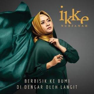 Lagu ini masih berupa single yang didistribusikan oleh label Lirik Lagu Ikke Nurjanah - Berbisik Kebumi, Didengar Oleh Langit
