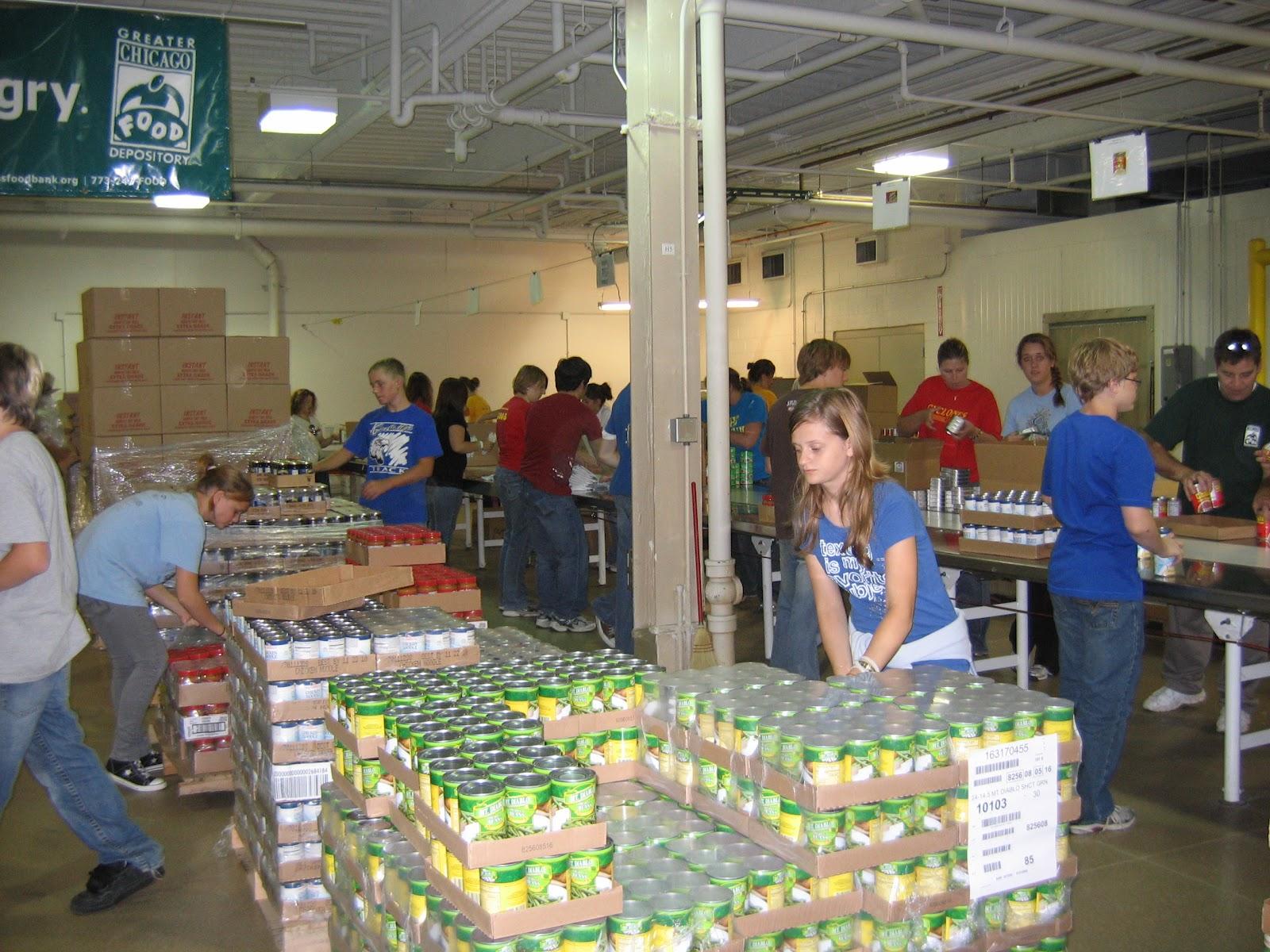 Chicago Food Bank Hunger Walk