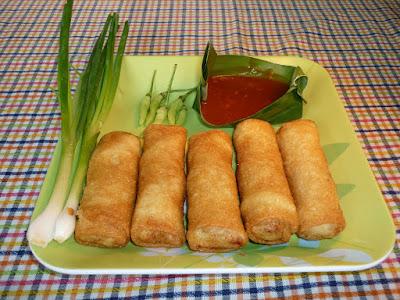Kuliner khas Semarang Lumpia Paling enak