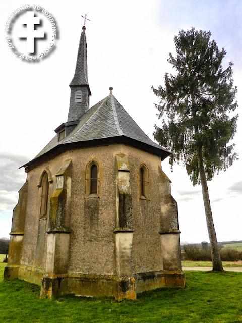 LORRY-MARDIGNY (57) - Chapelle Notre-Dame de la Salette (1881)