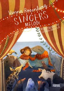 Singers melodi av Vanna Rosenberg och Cecilia Heikkilä
