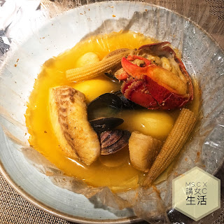 - IMG 4236 - 【#飲食】C+搵食團 || 「謎」的晚餐? – 皇家太平洋酒店「Mystery Box」系列