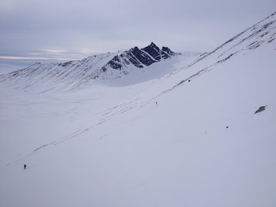 ski kigluaik mountains