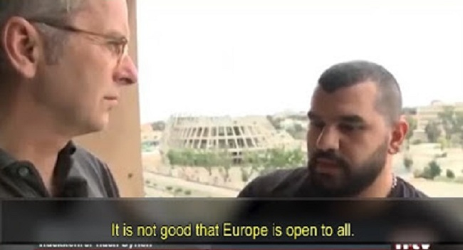 Σύρος Χριστιανός πρόσφυγας επέστρεψε στη Συρία και δηλώνει: «Η Ευρώπη είναι πιο επικίνδυνη από εδώ – Δεν έχετε καταλάβει ποιους έχετε δεχθεί»
