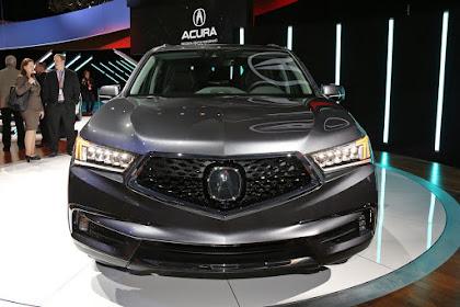 Acura MDX Hybrid 2018 Review, Specs, Price