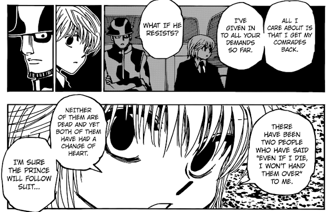 Kurapika, Chain Jail, Nen Ability, Hunter x Hunter, Index Finger of Kurapika, Kurapika's Nen, Kurapika's Index Finger Ability, Nen Type