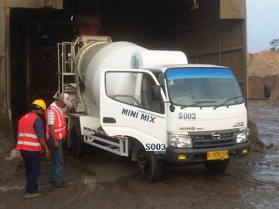 jual ready mix concrete berkualitas harga murah di indonesia