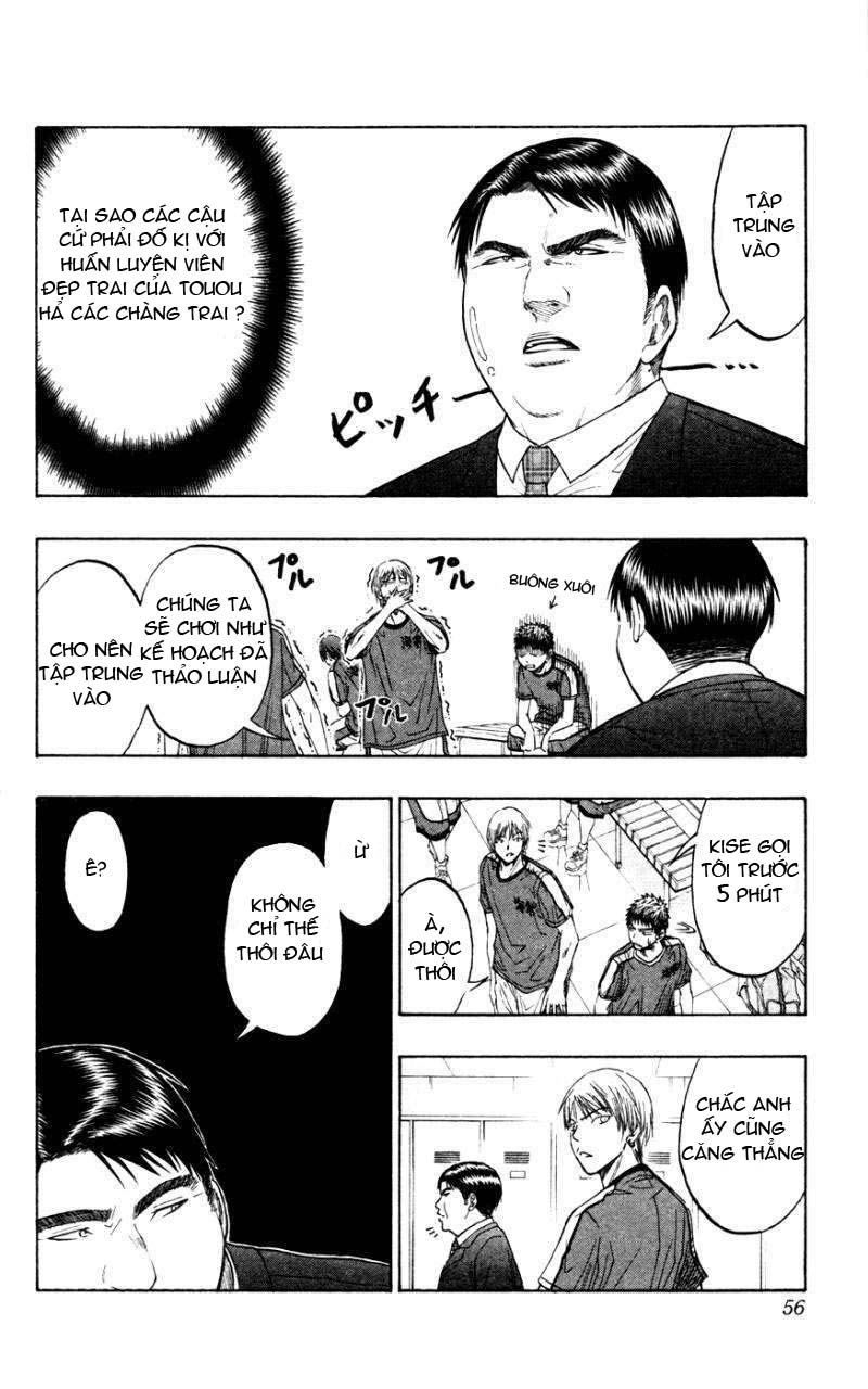Kuroko No Basket chap 063 trang 11