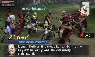 Samurai Warriors Chronicles 3 CIA Gdrive
