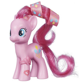 MLP Cutie Mark Magic Ribbon Hair Single Pinkie Pie Brushable Figure
