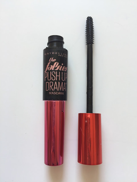 Review / Opinión The falsies PUSH UP drama - Maybelline