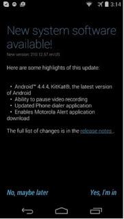 Cara Meningkatkan Semua Versi Android