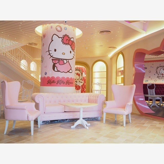 Bangkok Sanrio Hello Kitty House Asia Travel Go Interiors Inside Ideas Interiors design about Everything [magnanprojects.com]