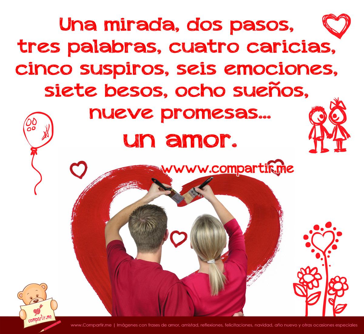 Imagenes De Frases De Amor Y Amistad