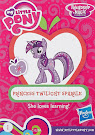My Little Pony Wave 13B Twilight Sparkle Blind Bag Card