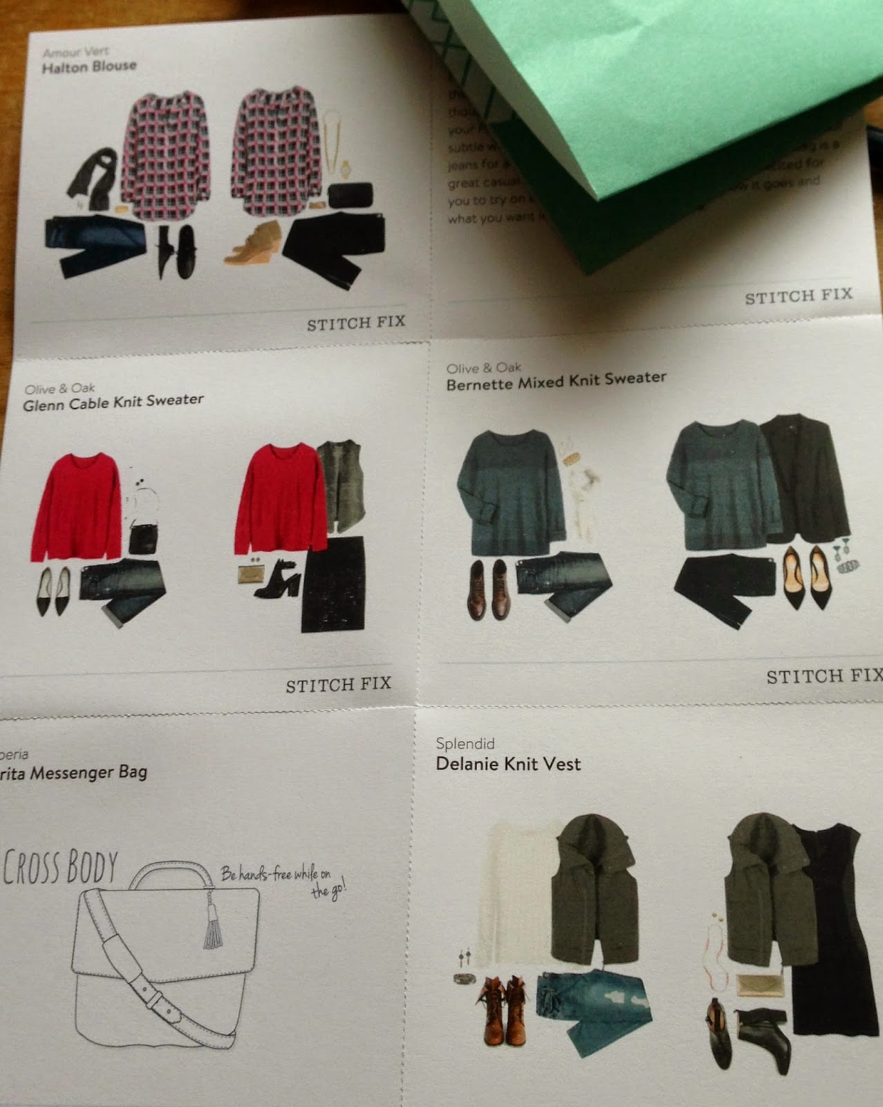 Stitch Fix 11: unboxing and tips