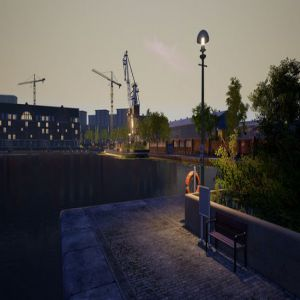 download Euro Fishing Foundry Dock pc game full version free