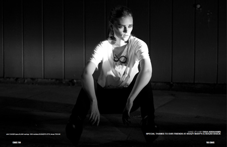 Caitlin Holleran 6 - Cast Images model - Chaos Magazine - San Francisco