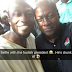 Man takes selfie with Ghanaian president, shares the pic and calls him 'foolish' & a 'drunk'...lol