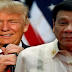Duterte forced to go to U.S as Trump announces him as special guest at his inauguration
