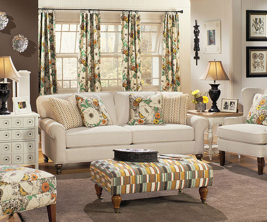 2013 Living Room Furniture Collection : BHG Furniture ...