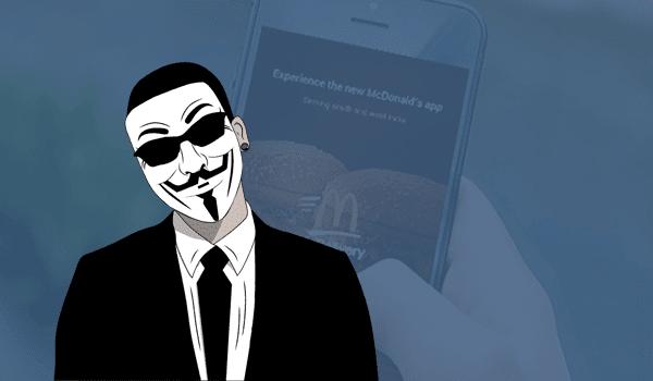 قراصنة يسرقون 1500 دولار أمريكي من تطبيق ماكدونالدز للوجبات السريعة