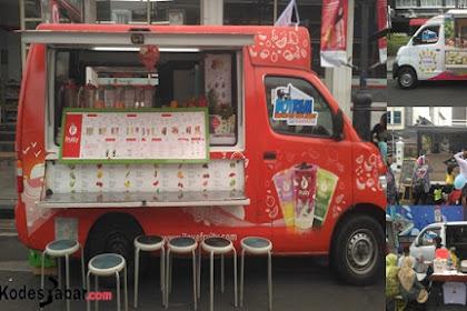 Bandung Food Truck, Pusatnya Kuliner Unik Dan Nyentrik di Kota Kembang