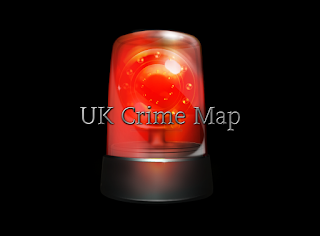 UK Crime Map Chrome App Logo