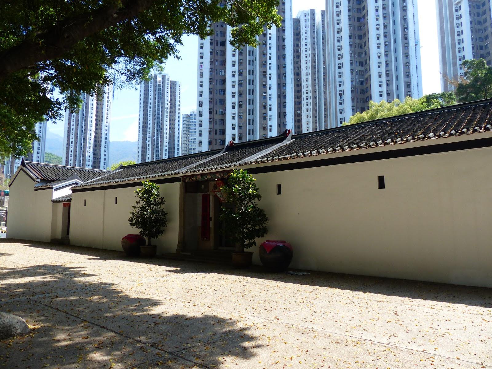 Hong Kong (& Macau) Stuff: Sam Tung Uk, Tsuen Wan