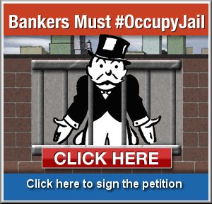Some bankers must occupy jail!