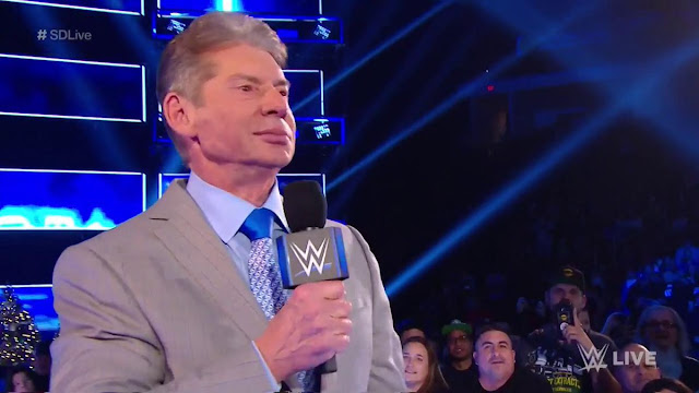 Official: Vince McMahon will announce the greatest acquisition in SmackDown history