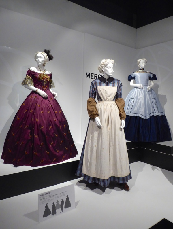 Mercy Street season 1 costumes