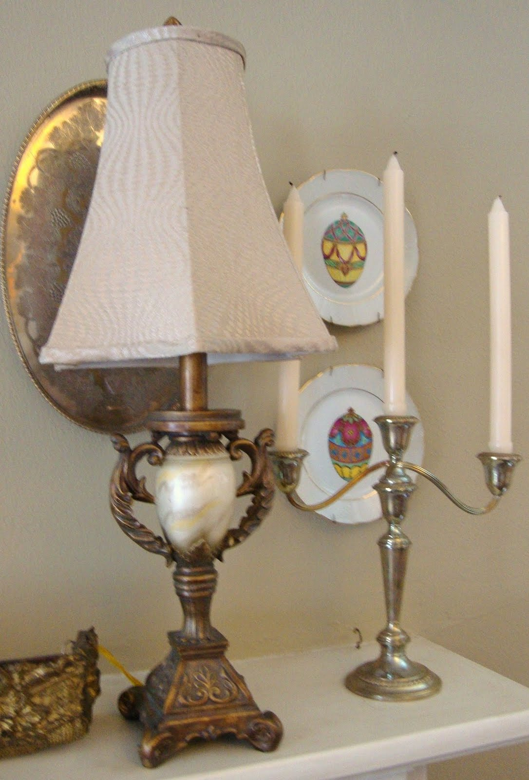 Mantel Lamps