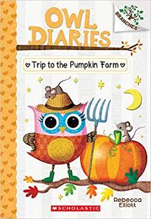 Owl Diaries: The Trip to the Pumpkin Farm