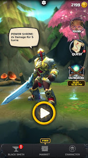 Tap Warriors Tap Tap Jump MOD Unlimited APK Terbaru v1.3.1 Gratis