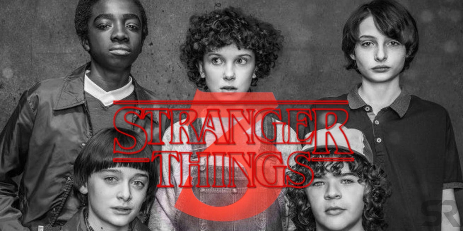 News From The Upside Down: Stranger Things Season 3 Wraps